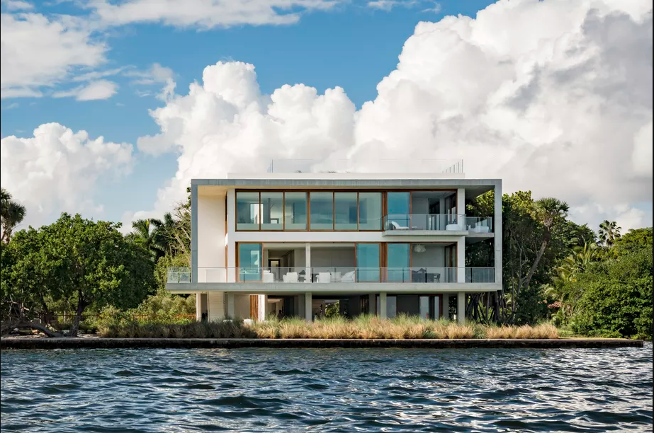 CURBED MIAMI<br>$50M Casa Bahia in Coconut Grove becomes second priciest home in Miami-Dade