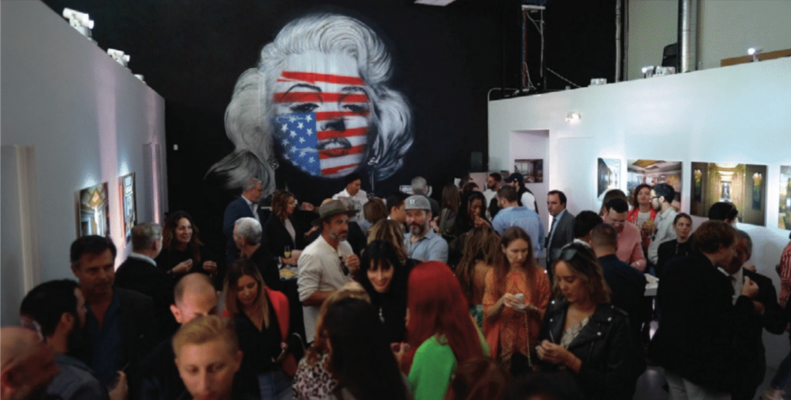 Modern Luxury Interiors and Shorecrest Construction host Art Basel Event in Wynwood