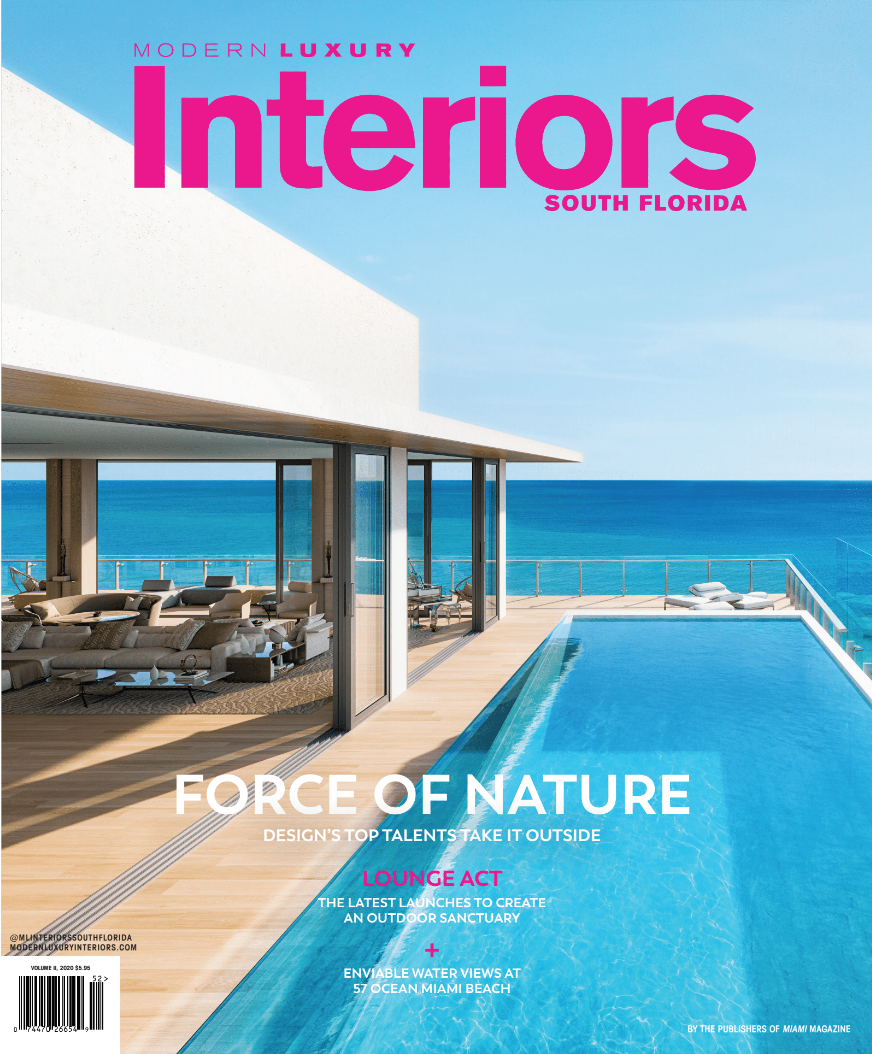 MODERN LUXURY INTERIORS SOUTH FLORIDA APRIL 2020<br>Best of Design at Dupuis and Becara Store